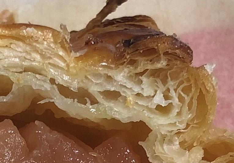アップルパイのパイ生地