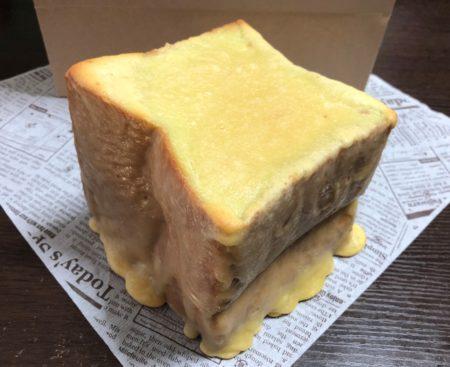 まるやまめろんのめろん食パン