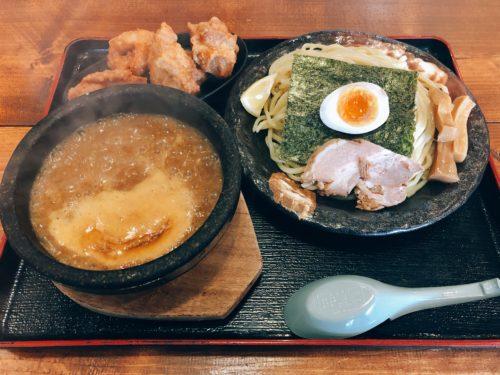 札幌海老麺舎の海老つけ麺