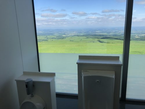 ナイタイテラスのトイレ