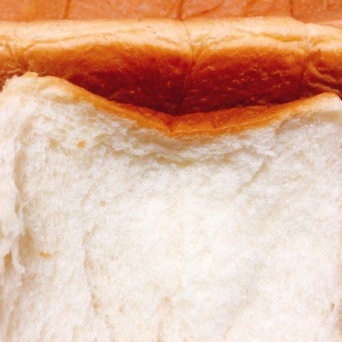 みず穂の和みのパンの耳の薄さ