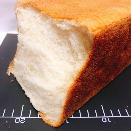 食パン みず穂の和みの断面