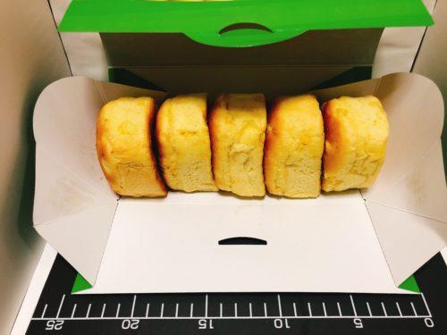 美瑛選果のコーンパン5個