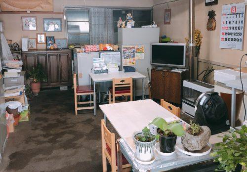 小倉屋ぱんぢゅう店の店内