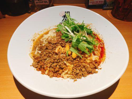 175°DENOの汁なし担担麺