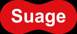 Suageのロゴ