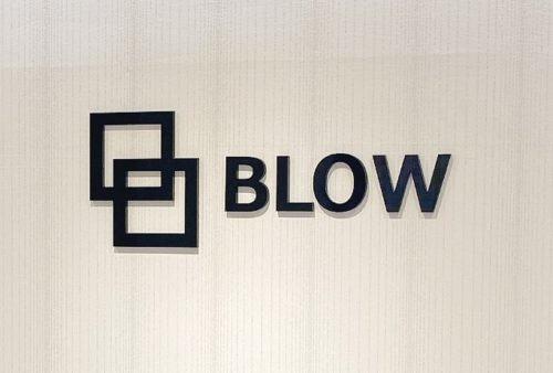 BLOW(ブロウ)脱毛のロゴ