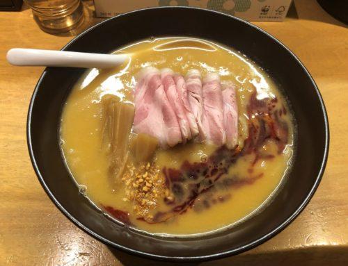 ふじ屋NOODLEの味噌ラーメン
