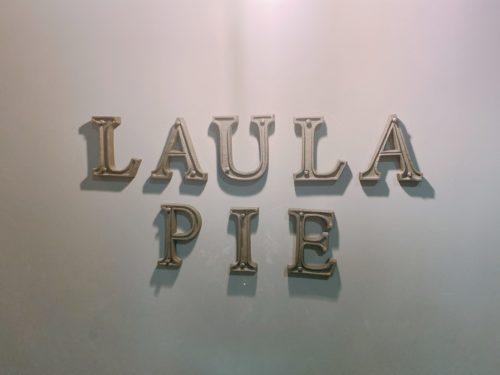 ラウラピエのロゴ